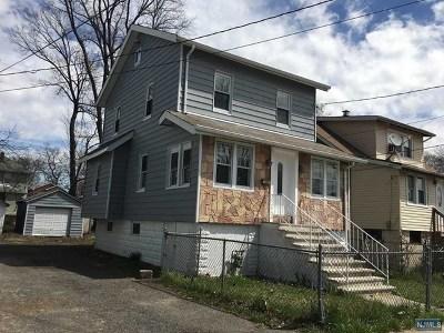Englewood Single Family Home For Sale: 151 Warren Street