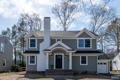 Glen Rock Single Family Home For Sale: 166 Marlboro Road