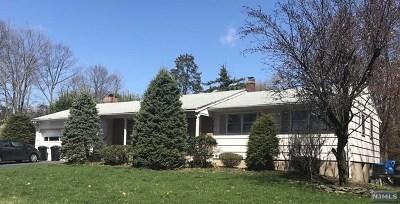Park Ridge Single Family Home For Sale: 255 Knoll Drive
