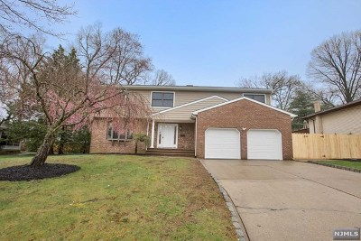 Waldwick Single Family Home For Sale: 196 West Prospect Street