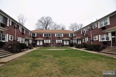 Teaneck Condo/Townhouse For Sale: 1266 Teaneck Road
