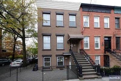 Hoboken Single Family Home For Sale: 1300 Garden Street