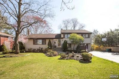 Glen Rock Single Family Home For Sale: 211 Delmar Avenue
