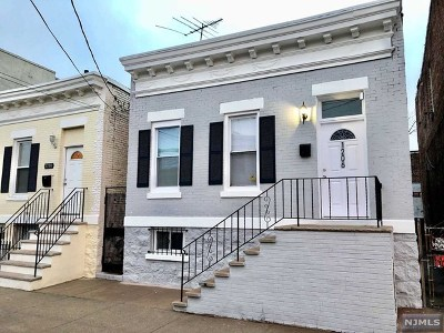 North Bergen Single Family Home For Sale: 1206 67th Street