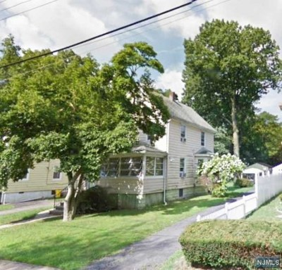 Englewood Single Family Home For Sale: 36 Oakland Street