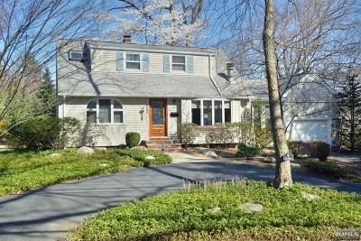 Park Ridge Single Family Home For Sale: 46 Oak Avenue