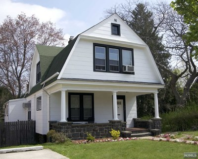 Englewood Single Family Home For Sale: 115 Lake Street