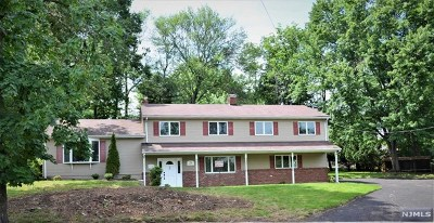Waldwick Single Family Home For Sale: 29 Evergreen Street