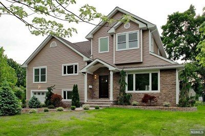 Glen Rock Single Family Home For Sale: 40 George Road