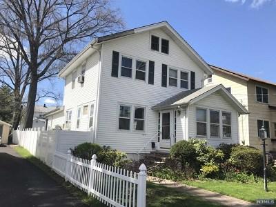 Teaneck Single Family Home For Sale: 288 Beech Street