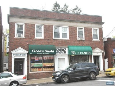 Oradell Rental For Rent: 619 Oradell Avenue #W-2