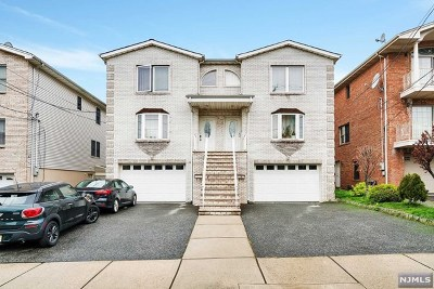 Fairview Condo/Townhouse For Sale: 345a 9th Street #A
