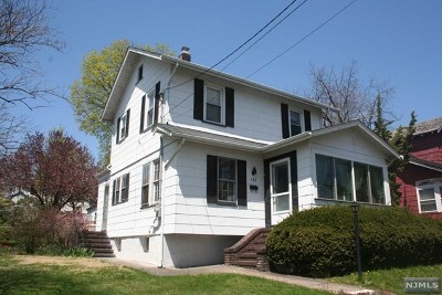 Teaneck Single Family Home For Sale: 582 Grant Terrace