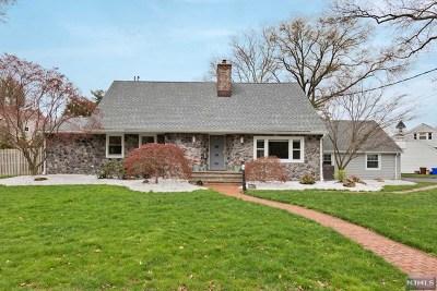 Ho-Ho-Kus Single Family Home For Sale: 710 West Saddle River Road