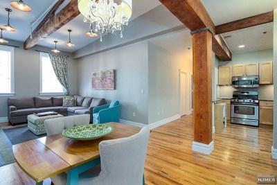 Hoboken Condo/Townhouse For Sale: 1034 Clinton Street #204