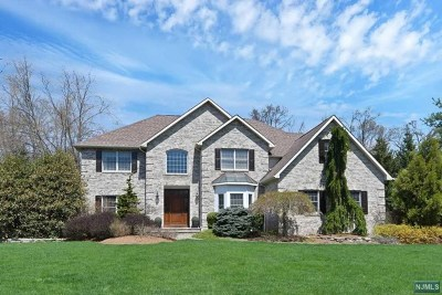 Mahwah Single Family Home For Sale: 18 Swan Road
