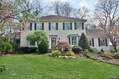 Mahwah Single Family Home For Sale: 18 Rock Ridge Road