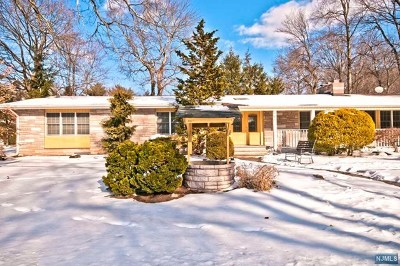 Cresskill Single Family Home For Sale: 160 Engle Street