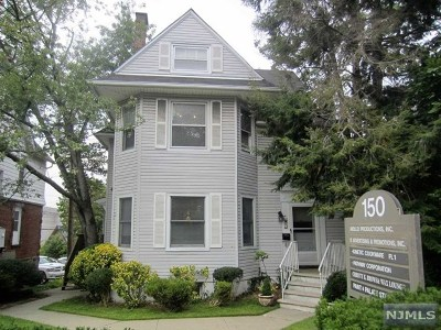 Englewood Single Family Home For Sale: 150 Engle Street