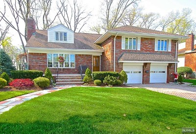 Fair Lawn Single Family Home For Sale: 36-10 Hillside Terrace