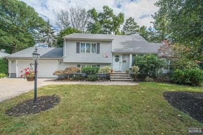 Waldwick Single Family Home For Sale: 72 Lilyan Street