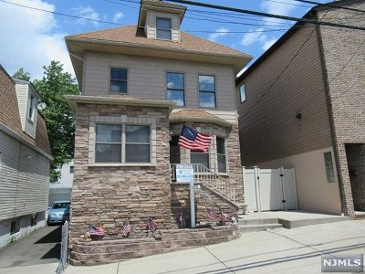 North Bergen Single Family Home For Sale: 1206 80th Street