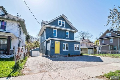 Englewood Single Family Home For Sale: 73 Central Avenue