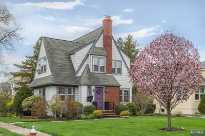 Ridgewood Single Family Home For Sale: 162 North Pleasant Avenue