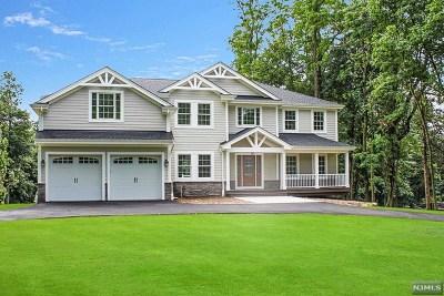 Park Ridge Single Family Home For Sale: 223 Pascack Road