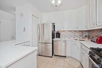 Fort Lee Condo/Townhouse For Sale: 2000 Linwood Avenue #18t