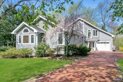 Allendale Single Family Home For Sale: 545 Hillside Avenue