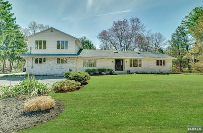 Franklin Lakes Single Family Home For Sale: 919 Colonial Road