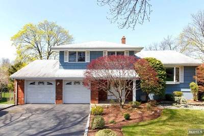 Paramus Single Family Home For Sale: 15 Oxford Court