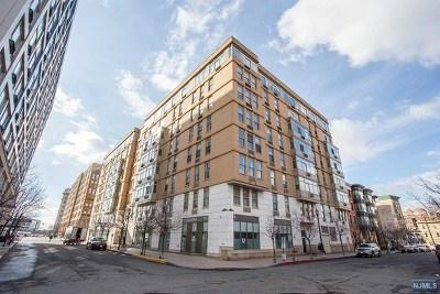Jersey City Condo/Townhouse For Sale: 10 Regent Street #308