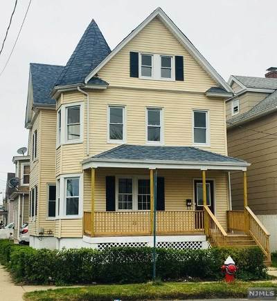 Hackensack Single Family Home For Sale: 94 Sussex Street