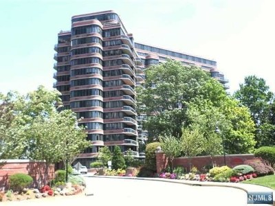 Cliffside Park Condo/Townhouse For Sale: 100 Winston Drive #7fn