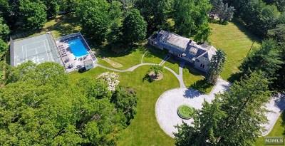 Ho-Ho-Kus Single Family Home For Sale: 58 Jacquelin Avenue