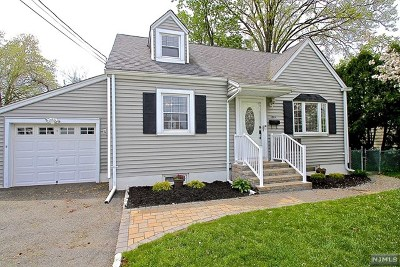 Fair Lawn Single Family Home For Sale: 1-30 32nd Street