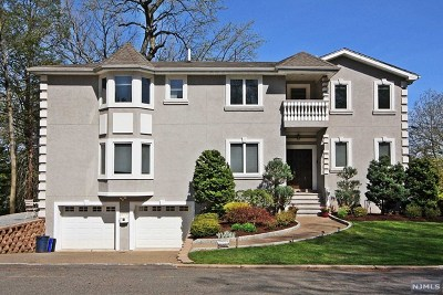Cresskill Single Family Home For Sale: 216 8th Street