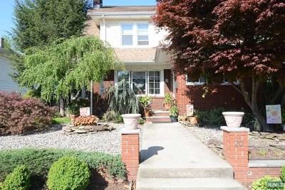 Fair Lawn Single Family Home For Sale: 1-20 Cyril Avenue