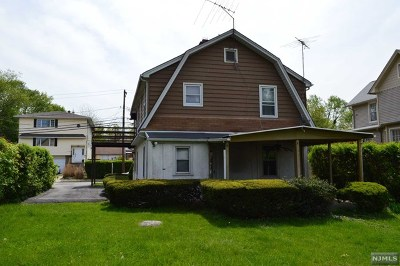 Waldwick Multi Family 2-4 For Sale: 28 Cleveland Avenue