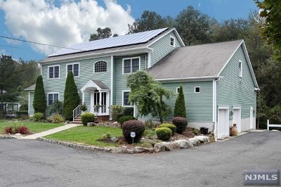 Mahwah Single Family Home For Sale: 138 Airmont Avenue