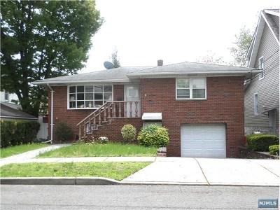 Cliffside Park Multi Family 2-4 For Sale: 258 Desoto Place
