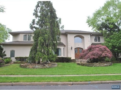 Oradell Single Family Home For Sale: 296 Spring Valley Road