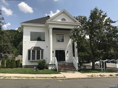 Englewood Commercial For Sale: 39 Tallman Place