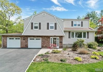 Montvale Single Family Home For Sale: 5 Twin Oaks Drive