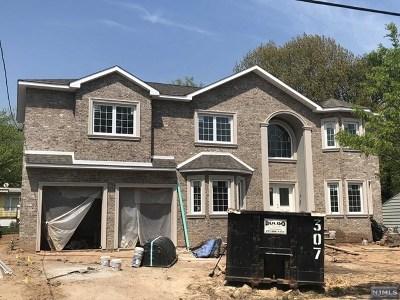 River Edge Single Family Home For Sale: 272 Van Saun Drive