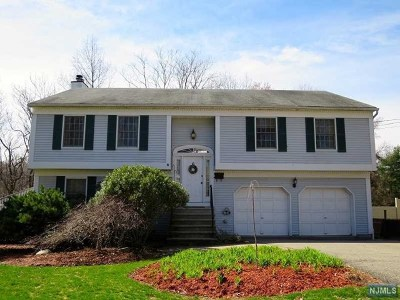 Waldwick Single Family Home For Sale: 6 Van Dan Place