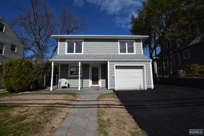 Fair Lawn Single Family Home For Sale: 16-19 11th Street
