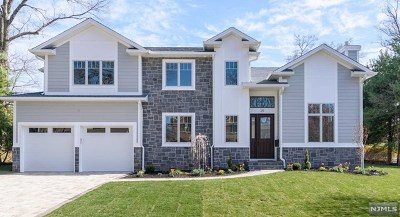Cresskill Single Family Home For Sale: 25 Douglas Drive